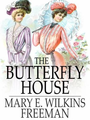cover image of The Butterfly House