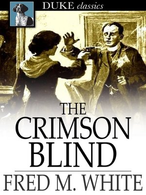cover image of The Crimson Blind