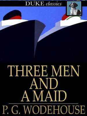 cover image of Three Men and a Maid