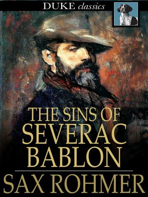 cover image of The Sins of Severac Bablon