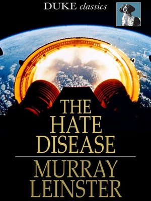 cover image of The Hate Disease