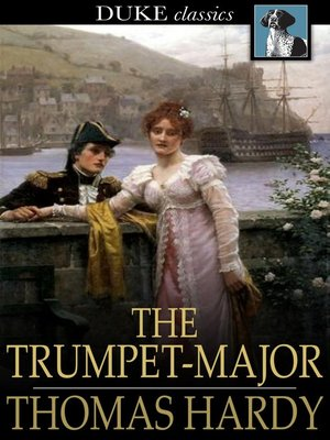 cover image of The Trumpet-Major