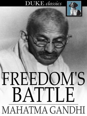 cover image of Freedom's Battle