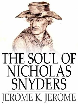 cover image of The Soul of Nicholas Snyders