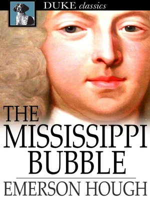 cover image of The Mississippi Bubble