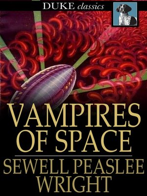 cover image of Vampires of Space