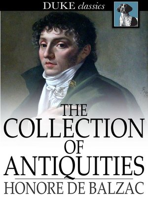 cover image of The Collection of Antiquities