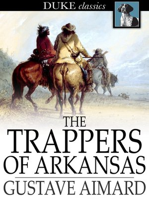cover image of The Trappers of Arkansas