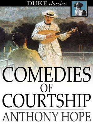 cover image of Comedies of Courtship