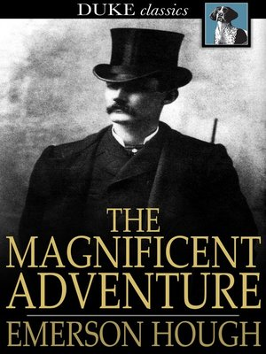 cover image of The Magnificent Adventure