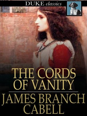 cover image of The Cords of Vanity