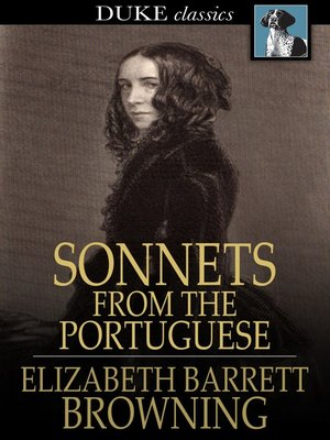 cover image of Sonnets from the Portuguese
