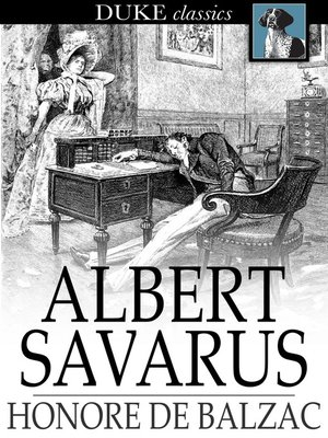cover image of Albert Savarus