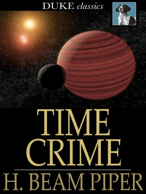 cover image of Time Crime