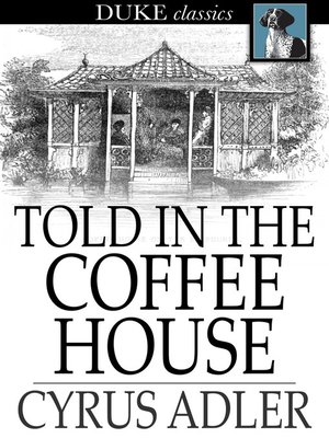 cover image of Told in the Coffee House