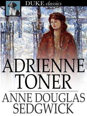 cover image of Adrienne Toner