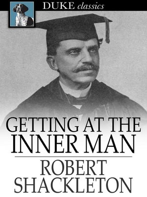cover image of Getting at the Inner Man