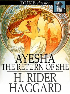 cover image of Ayesha: The Return of She