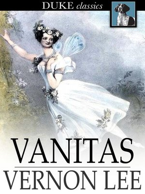 cover image of Vanitas