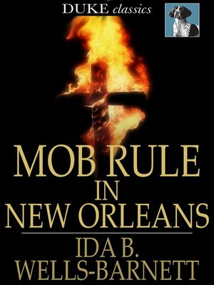 cover image of Mob Rule in New Orleans