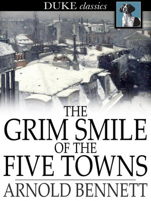 cover image of The Grim Smile of the Five Towns