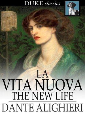 cover image of La Vita Nuova