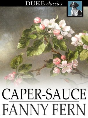 cover image of Caper-Sauce