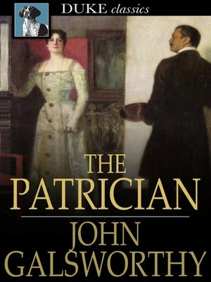cover image of The Patrician