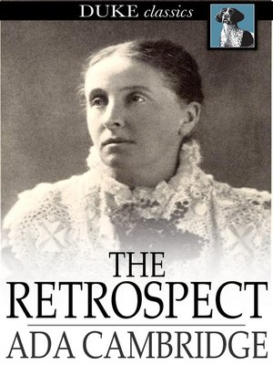 cover image of The Retrospect