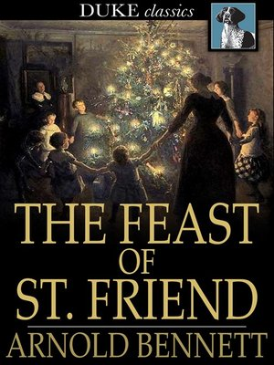 cover image of The Feast of St. Friend