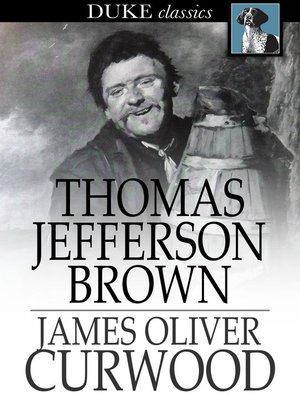 cover image of Thomas Jefferson Brown