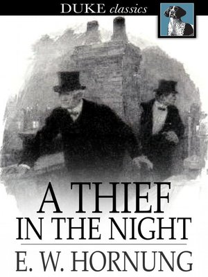 cover image of A Thief in the Night: A Book of Raffles' Adventures