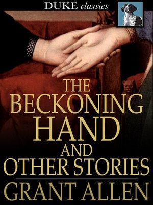 cover image of The Beckoning Hand and Other Stories
