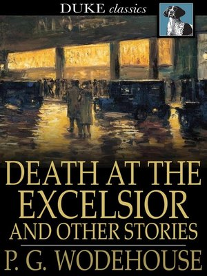 cover image of Death at the Excelsior