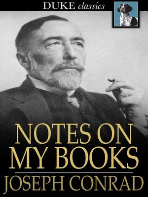 cover image of Notes on My Books