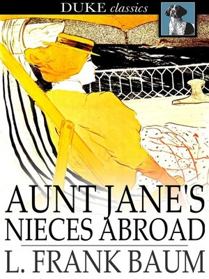 cover image of Aunt Jane's Nieces Abroad