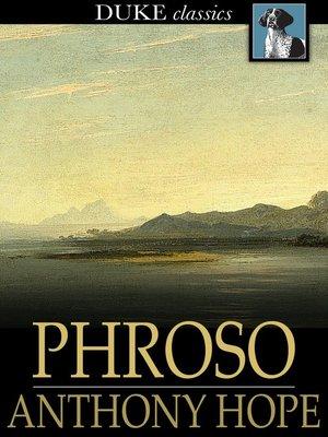 cover image of Phroso