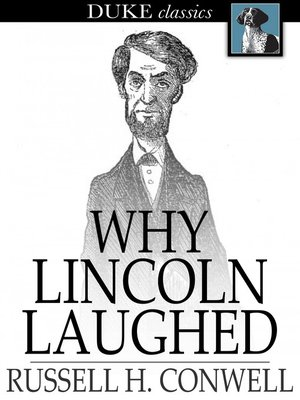 cover image of Why Lincoln Laughed