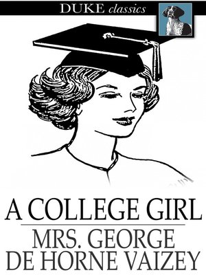cover image of A College Girl