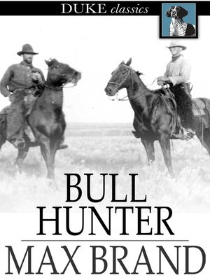 cover image of Bull Hunter