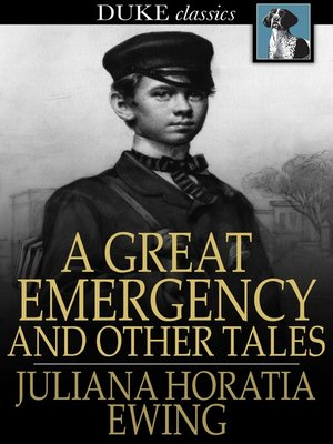 cover image of A Great Emergency and Other Tales