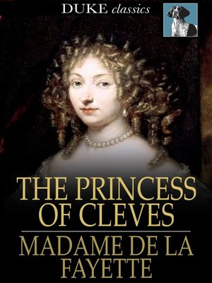 cover image of The Princess of Cleves