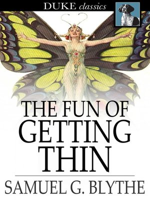cover image of The Fun of Getting Thin