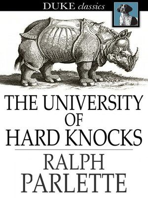 cover image of The University of Hard Knocks