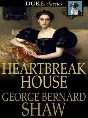 cover image of Heartbreak House