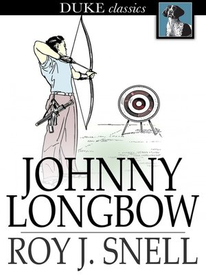 cover image of Johnny Longbow