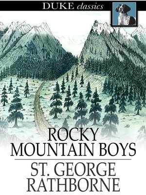 cover image of Rocky Mountain Boys