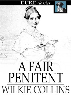 cover image of A Fair Penitent