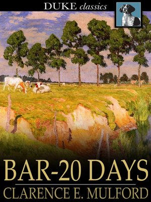cover image of Bar-20 Days