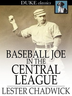 cover image of Baseball Joe in the Central League